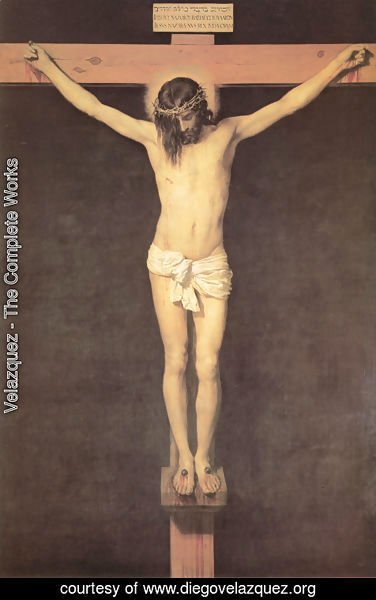Velazquez - Christ on the Cross 1632