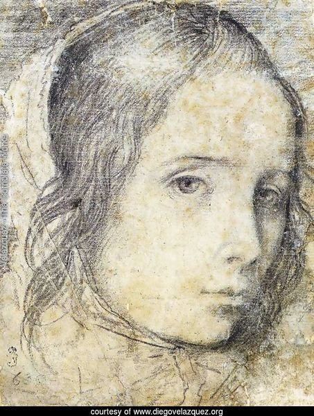 Head of a Girl c. 1618