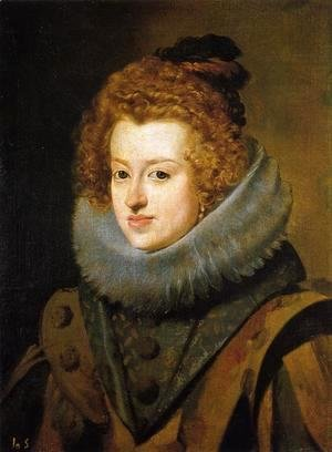Infanta Dona Maria, Queen of Hungary 1630