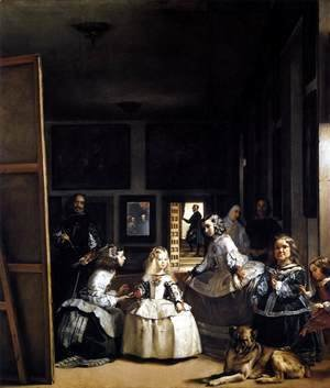 Las Meninas or The Family of Philip IV 1656-57