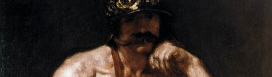 Velazquez - Mars, God of War c. 1640