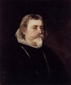 Portrait of a Knight of the Order of Santiago c. 1635