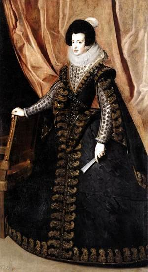 Queen Isabel, Standing 1631-32