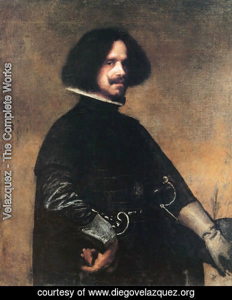 Velazquez - Self-Portrait 1643
