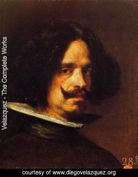 Velazquez - Self-Portrait c. 1640