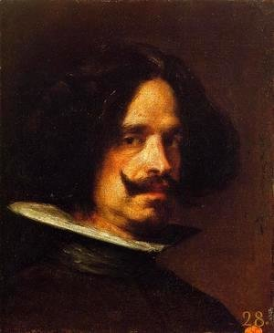 Self-Portrait c. 1640