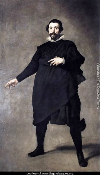 The Buffoon Pablo de Valladolid 1636-37