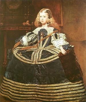 Velazquez - The Infanta Margarita 1659