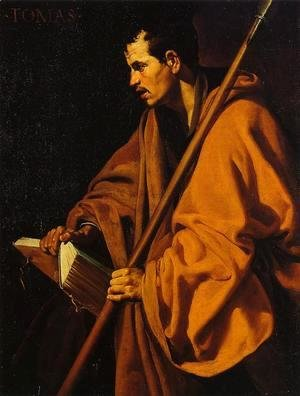 Velazquez - Saint Thomas