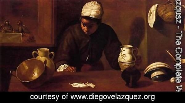 Velazquez - The Supper at Emmaus