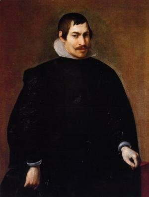 Velazquez - Portrait of a Man