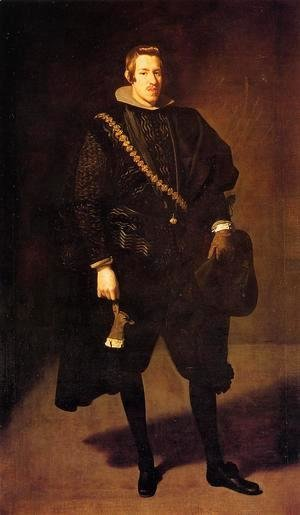 The Infante Don Carlos