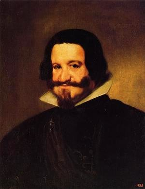 Velazquez - Count-duke of Olivares