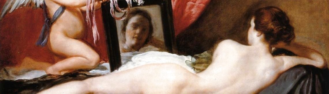 Velazquez - A Venus at Her Mirror
