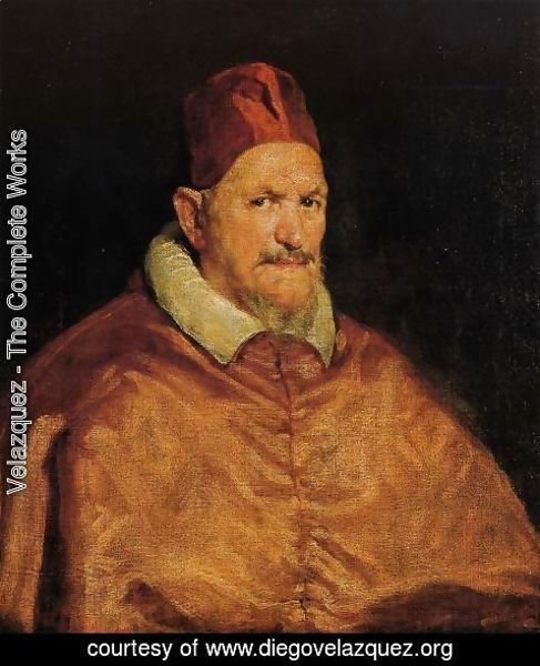 Velazquez - Pope Innocent X I