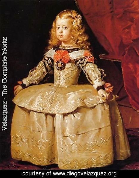 Velazquez - Infant Margarita
