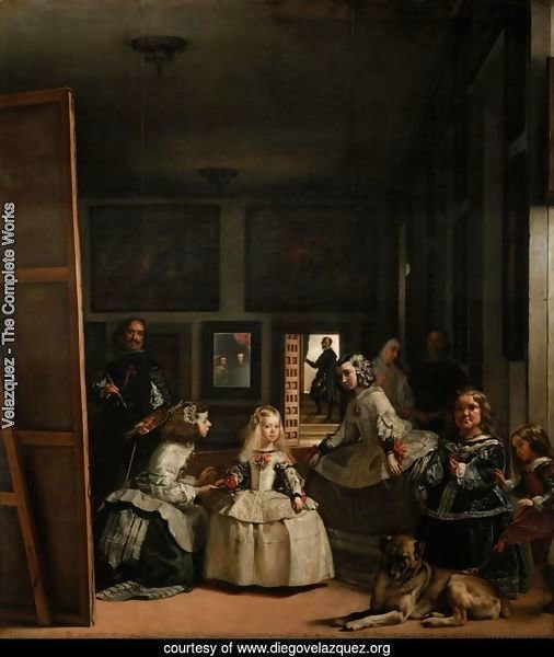 Velazquez and the Royal Family