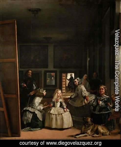 Velazquez - Velazquez and the Royal Family
