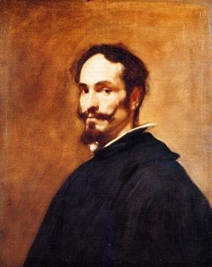 Velazquez - Portrait of a Man 3
