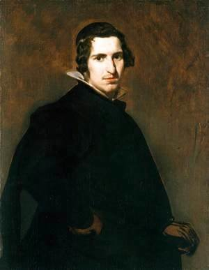 Velazquez - Young Man