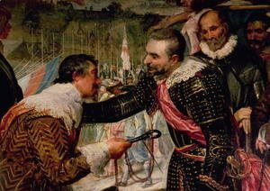Velazquez - The Surrender of Breda 2
