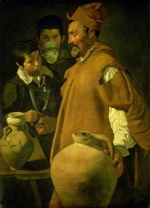 The Water Seller of Seville 1620