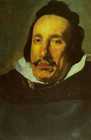 Velazquez - Portrait of a gentleman