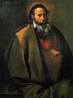 Velazquez - Saint Paul