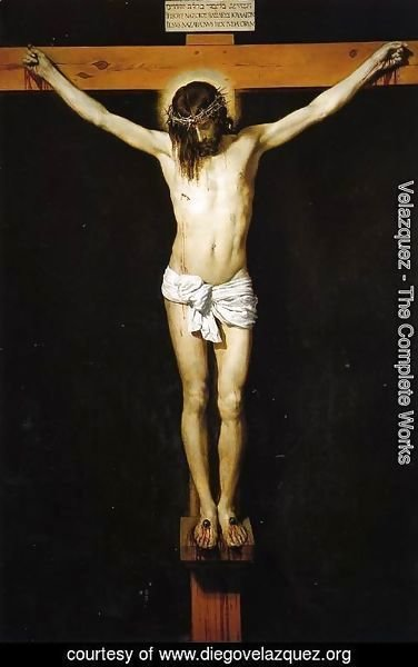 Velazquez - The Crucifixion