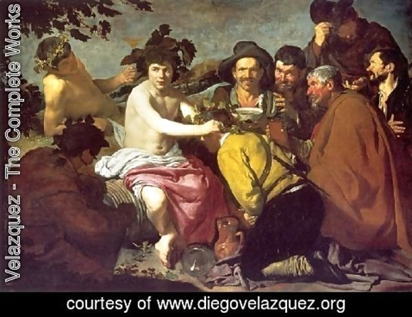 Velazquez - The Drunkards