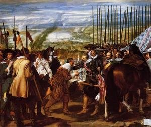 Velazquez - The Surrender Of Breda