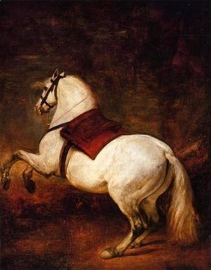 Velazquez - The White Horse